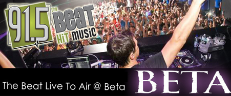 The Beat Live To Air @ Beta