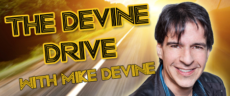The Devine Drive with Mike Devine