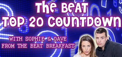 The Beat Top 20 Countdown with The Beat Breakfast